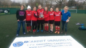 Cyncoed Ladies - FvH Tournament Winners