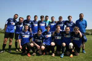 Dragons in their new Mitie-sponsored kit