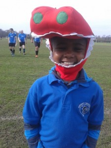 Little Dragon Alex - our star supporter
