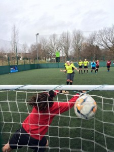 Pic of the day! A Hafod penalty